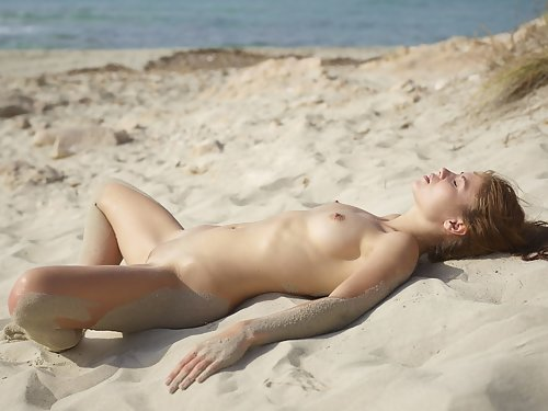 Jenna in Beach Nudes by Hegre-Art