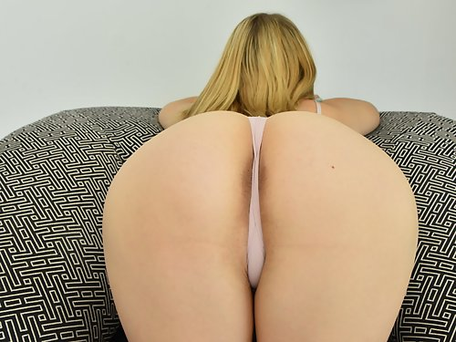 Kasey Miller Kinky Blonde Spreading