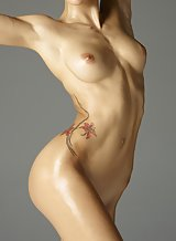Rose is a true feminine force nude for Hegre